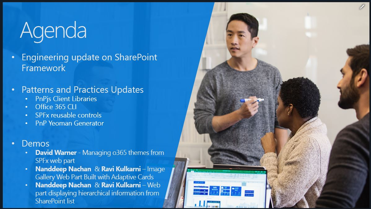 SharePoint PnP Dev SPFx JS SIG Call – Feb 28th, 2019