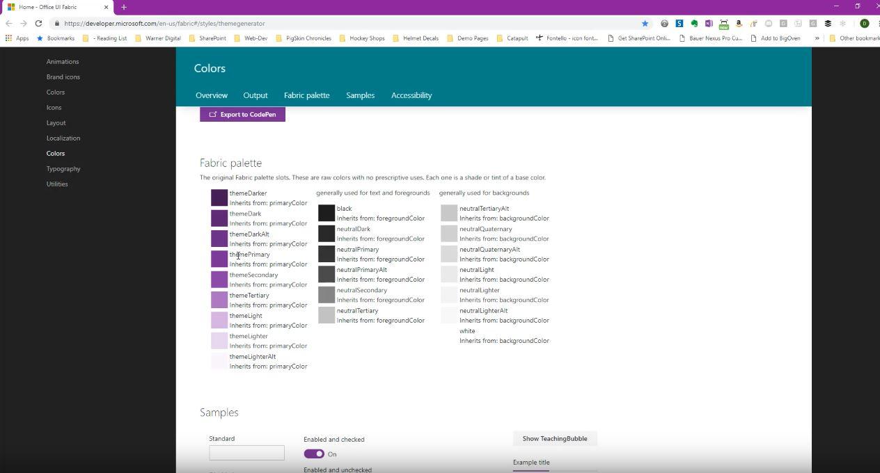 SharePoint Modern Themes - Create a Two-Tone Theme - Warner Digital