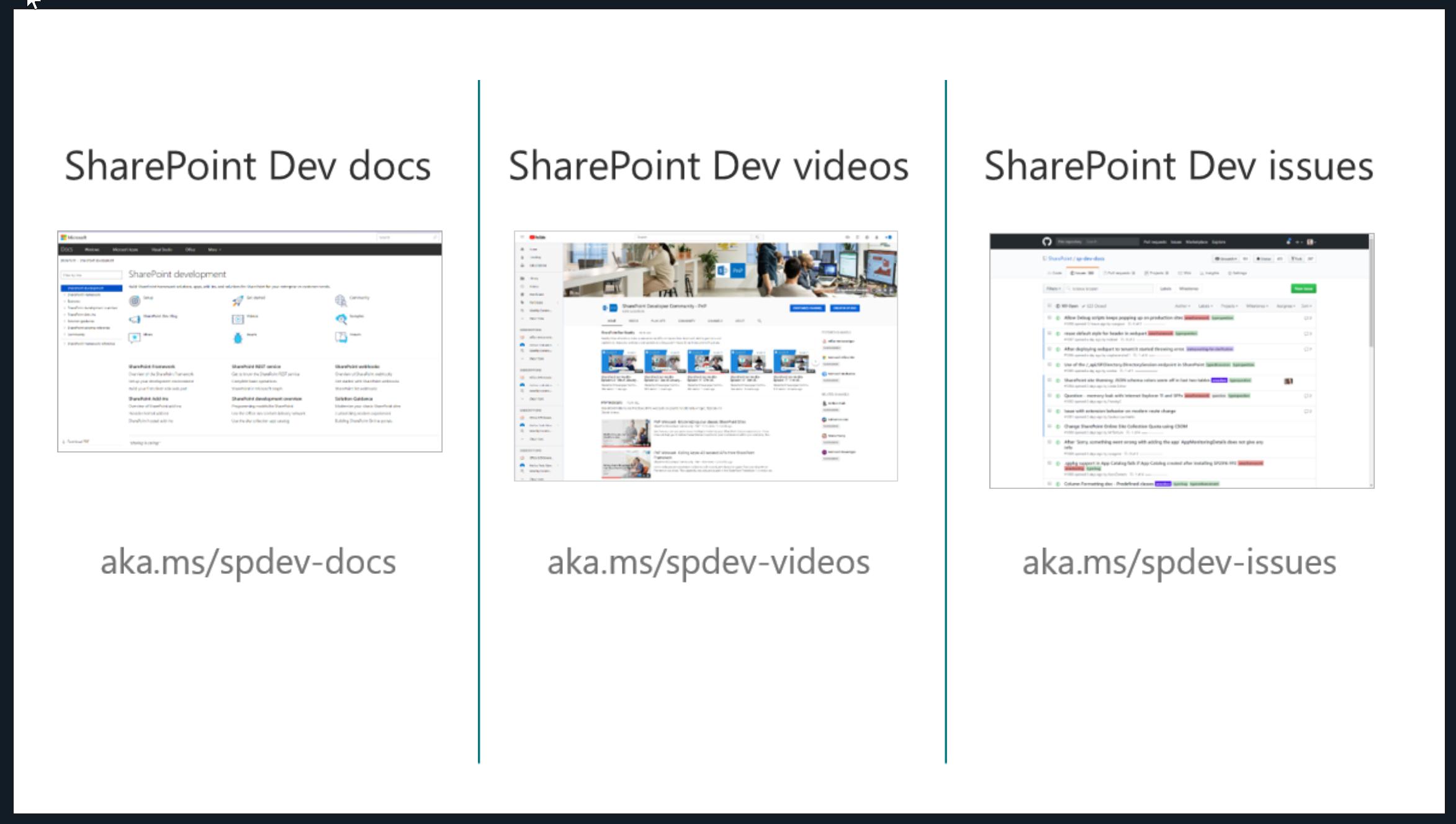 SharePoint PnP Dev SPFx JS SIG Call – May 23rd, 2019
