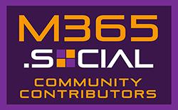 M365 Community Contributors