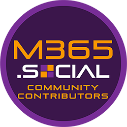 David your site is broken - M365.social Community Contributors